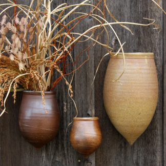 wall-vases-group-unglazed